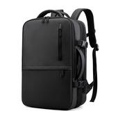 15.6吋防潑水商務電腦休閒多功能三用後背包45X30X15cm $690